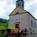 Balade commentée des sites historiques de Frahan